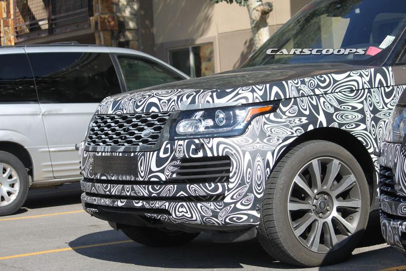 2017 - [Land Rover] Range Rover/ Sport/ SVR restylés Land-r17