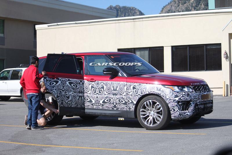 2017 - [Land Rover] Range Rover/ Sport/ SVR restylés Land-r18