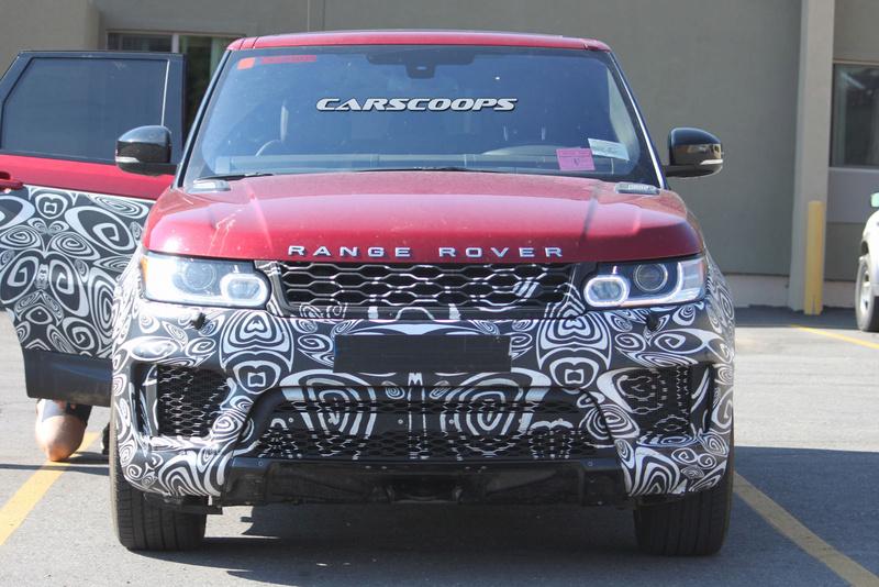 2017 - [Land Rover] Range Rover/ Sport/ SVR restylés Land-r19