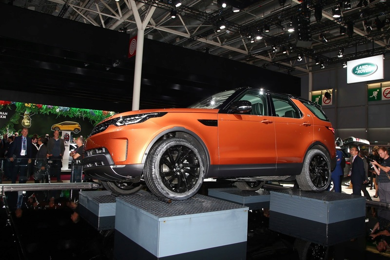 2016 - [Land Rover] Discovery V - Page 6 Lr11