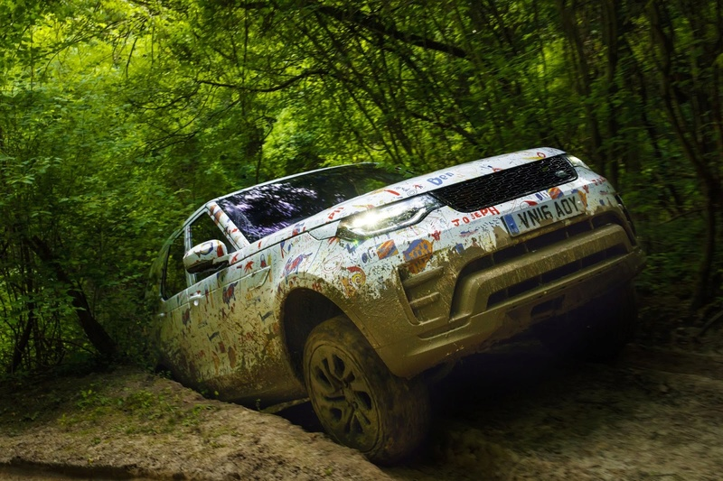 2016 - [Land Rover] Discovery V - Page 5 Lr_new10