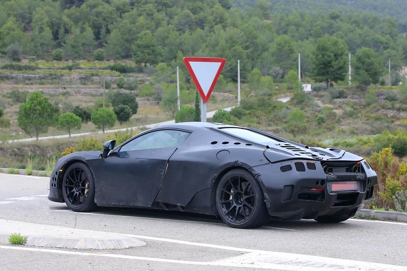 2017 - [McLaren] 720S (P14) Mclare17