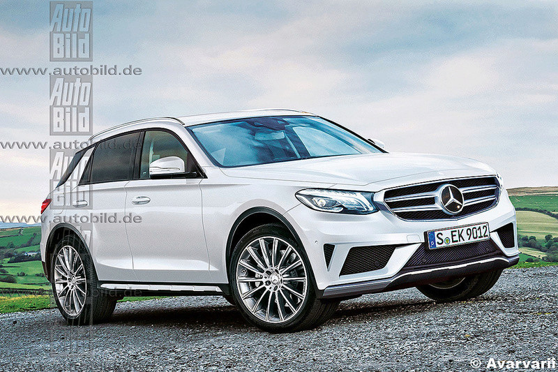 2018 - [Mercedes] GLE II ( ML IV ) - Page 2 Merced21