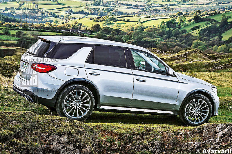 2018 - [Mercedes] GLE II ( ML IV ) - Page 2 Merced22