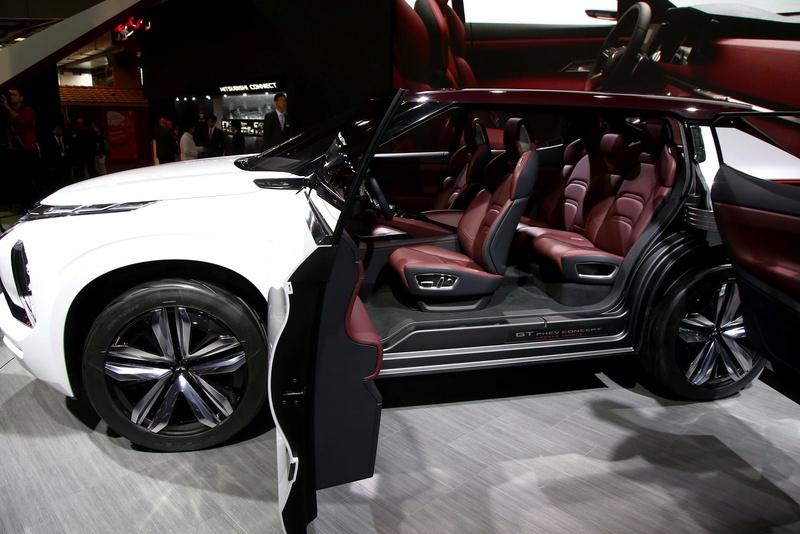 2016 - [Mitsubishi] GT-PHEV Concept Mitsu-14
