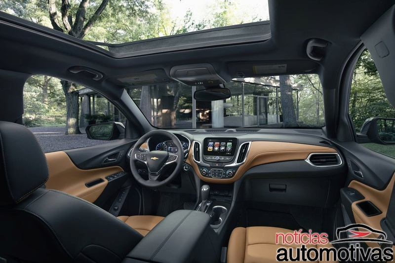 2015 - [Chevrolet] Equinox Novo-c12