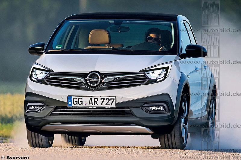 2018 - [Opel] Adam II Opel-a11