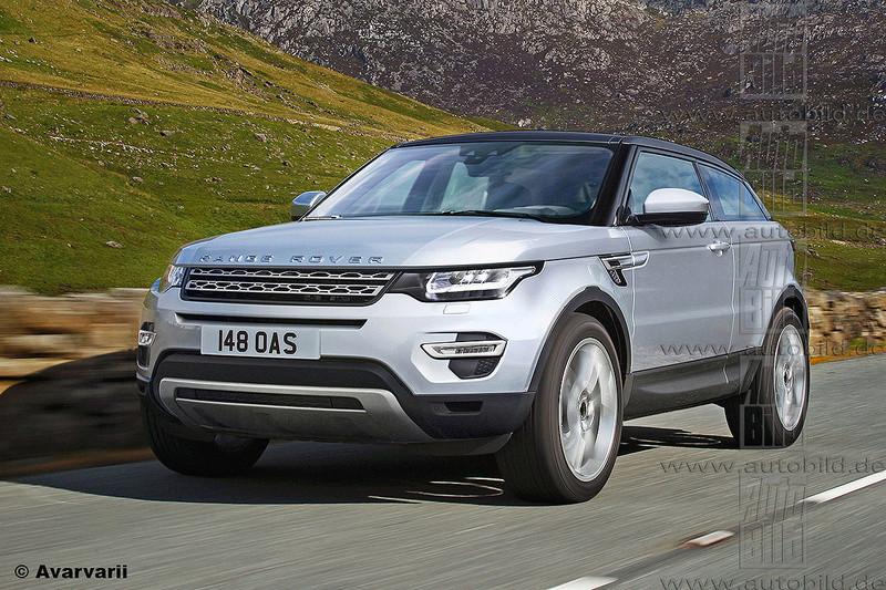 2018 - [Land Rover] Range Rover Evoque II Range-10