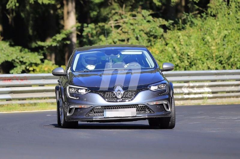 2017 - [Renault] Megane IV R.S. Renaul11