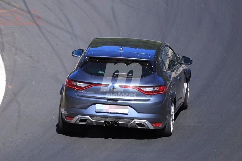 2017 - [Renault] Megane IV R.S. Renaul15
