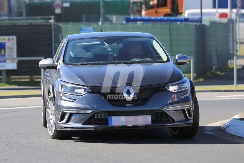 2017 - [Renault] Megane IV R.S. Renaul16