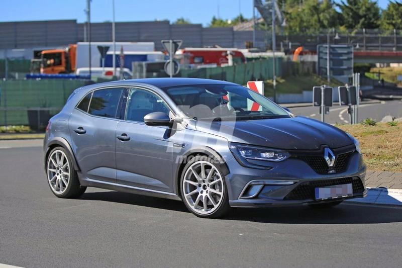 2017 - [Renault] Megane IV R.S. Renaul17