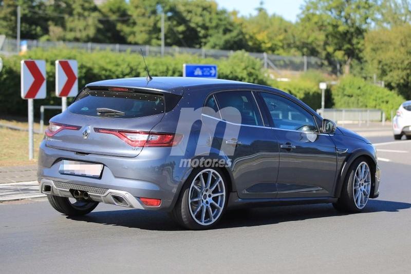 2017 - [Renault] Megane IV R.S. Renaul19