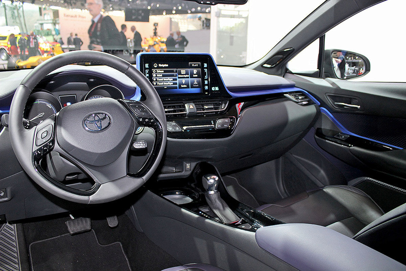 2016 - [Toyota] C-HR - Page 6 Toyota16