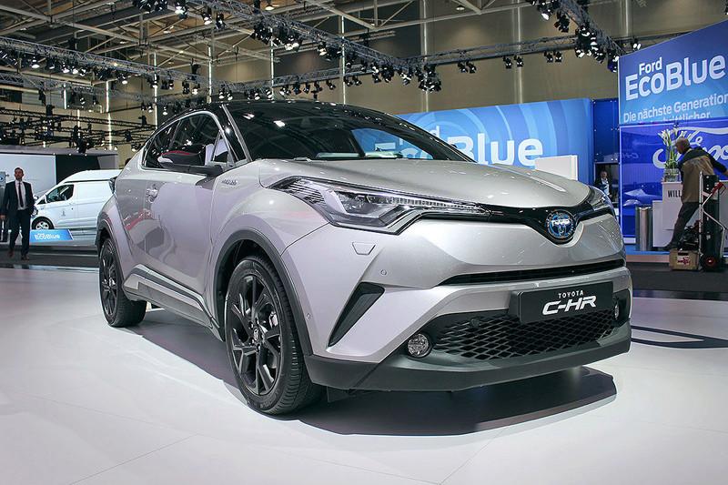2016 - [Toyota] C-HR - Page 6 Toyota19