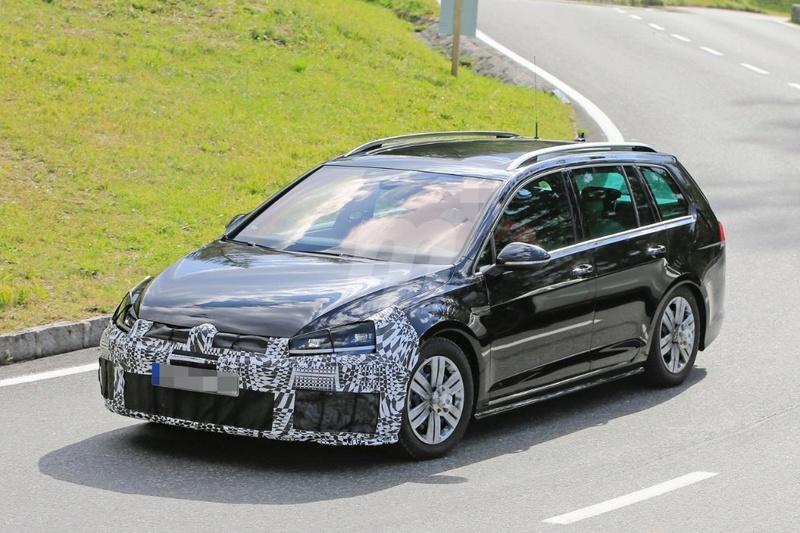 2016 - [Volkswagen] Golf VII restylée - Page 4 Volksw10