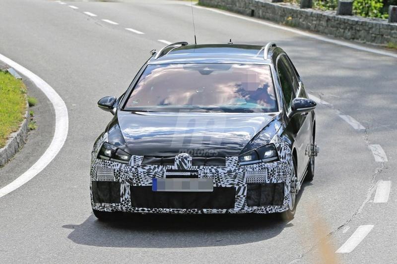 2016 - [Volkswagen] Golf VII restylée - Page 4 Volksw11