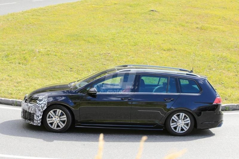 2016 - [Volkswagen] Golf VII restylée - Page 4 Volksw13