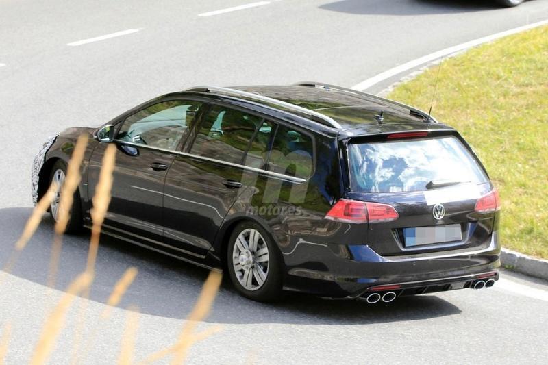2016 - [Volkswagen] Golf VII restylée - Page 4 Volksw14