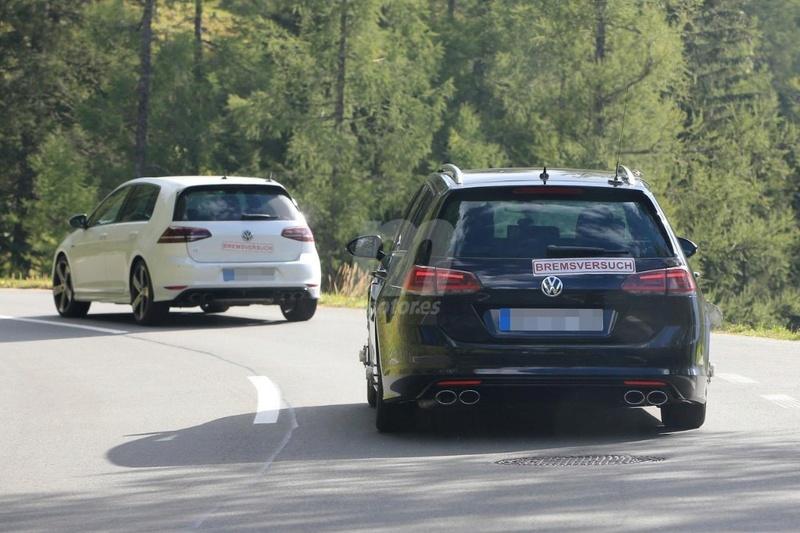 2016 - [Volkswagen] Golf VII restylée - Page 4 Volksw17