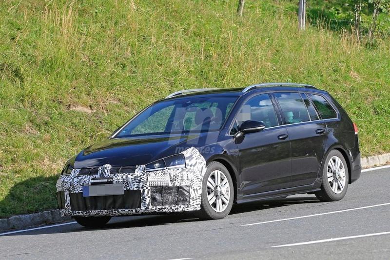 2016 - [Volkswagen] Golf VII restylée - Page 4 Volksw19