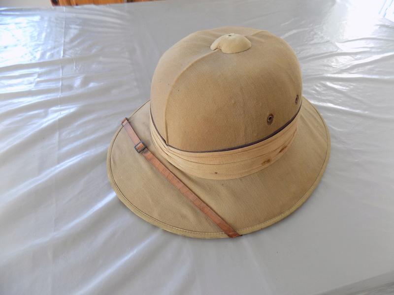 Ma collection : uniformes-coiffures-archives de la Coloniale et la colonisation - Page 8 Dscn0634
