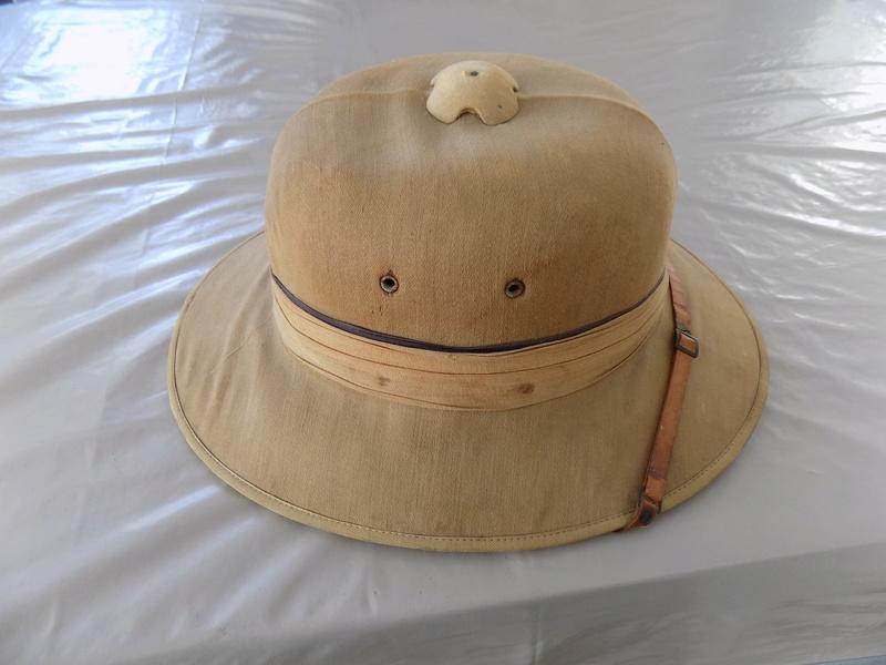 Ma collection : uniformes-coiffures-archives de la Coloniale et la colonisation - Page 8 Dscn0635