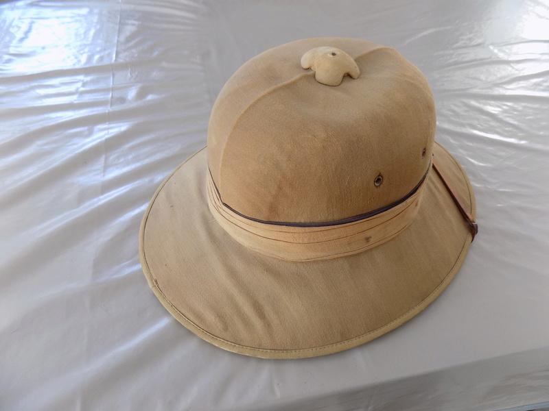 Ma collection : uniformes-coiffures-archives de la Coloniale et la colonisation - Page 8 Dscn0636