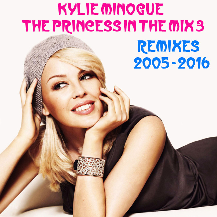 Kylie MInogue - The Princess In The Mix 3 Kylie_10