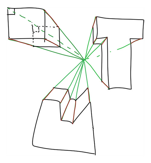 Exercice Etude, Croquis (Math) Sans-t12