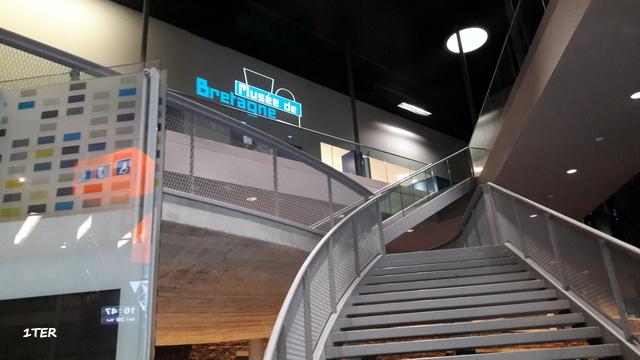LGV BRETAGNE EXPRESS ... balade dans le passé 20161174