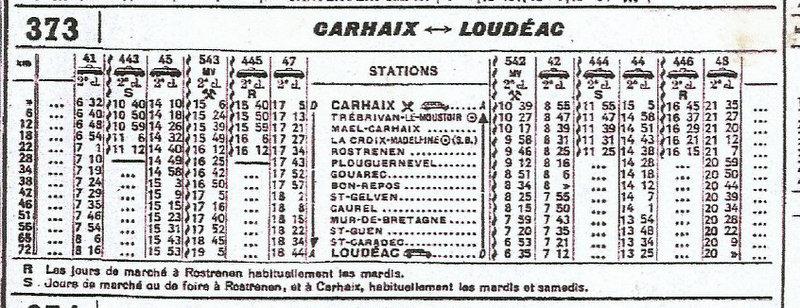 HORAIRES ETOILE DE CARHAIX (RB) 1962-1974/75 Scan-012