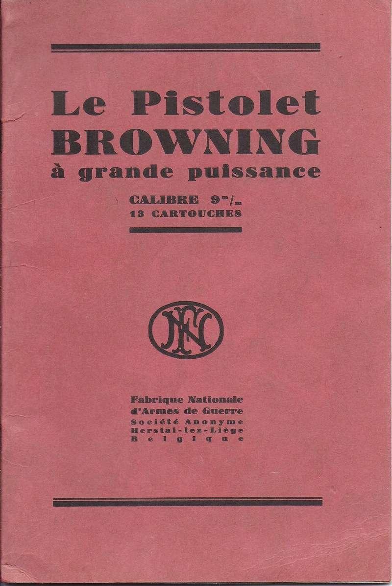 Manuel technique du FN browning GP 35 - différents types Numyri10