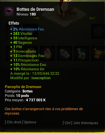 The Lou's Experience Chapter I[Terminé] - Page 4 Dofus-12
