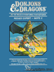 DONJONS ET DRAGONS Couver21