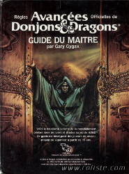 DONJONS ET DRAGONS Gdm19810