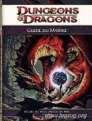DONJONS ET DRAGONS Gdm410