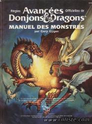 DONJONS ET DRAGONS Mm198710