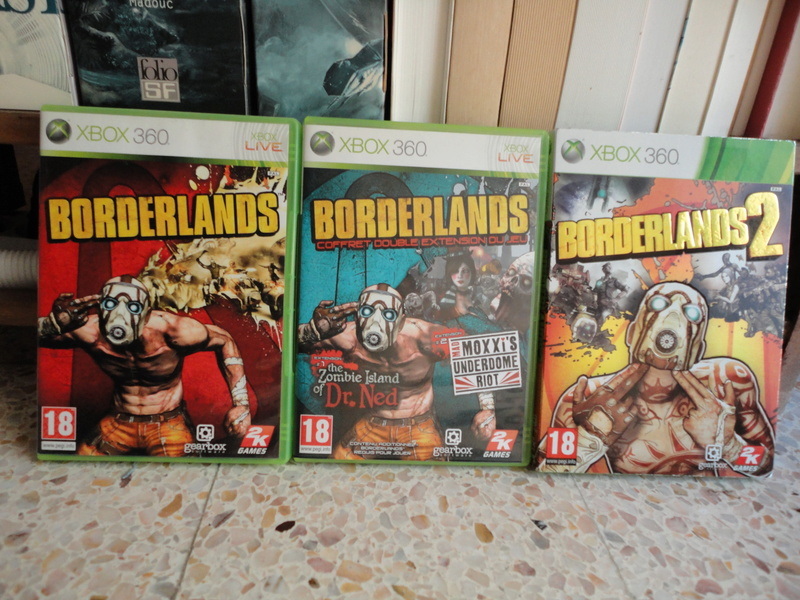 ESTIM 3 jeux borderlands 360 Dsc00510