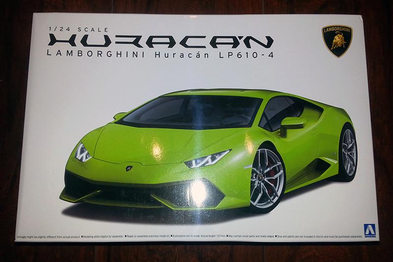 Lamborghini Huracan Aoshima 20161110