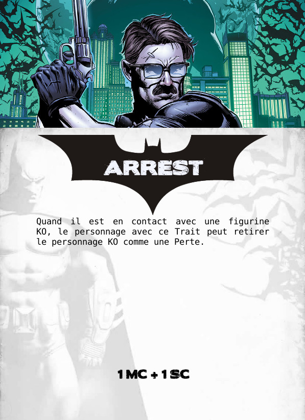 [WIP] Cartes à imprimer pour les traits spéciaux Arrest10