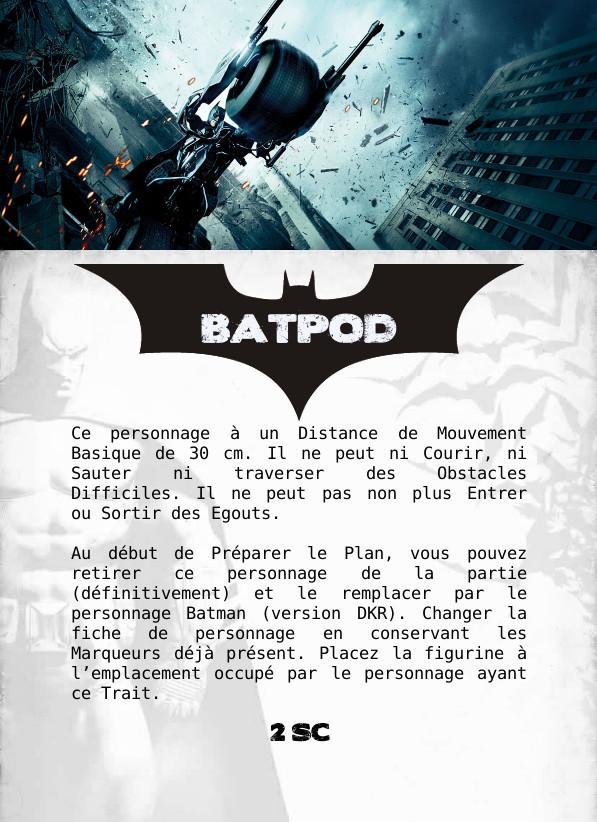 [WIP] Cartes à imprimer pour les traits spéciaux Batpod10