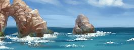 Les Grandes eaux