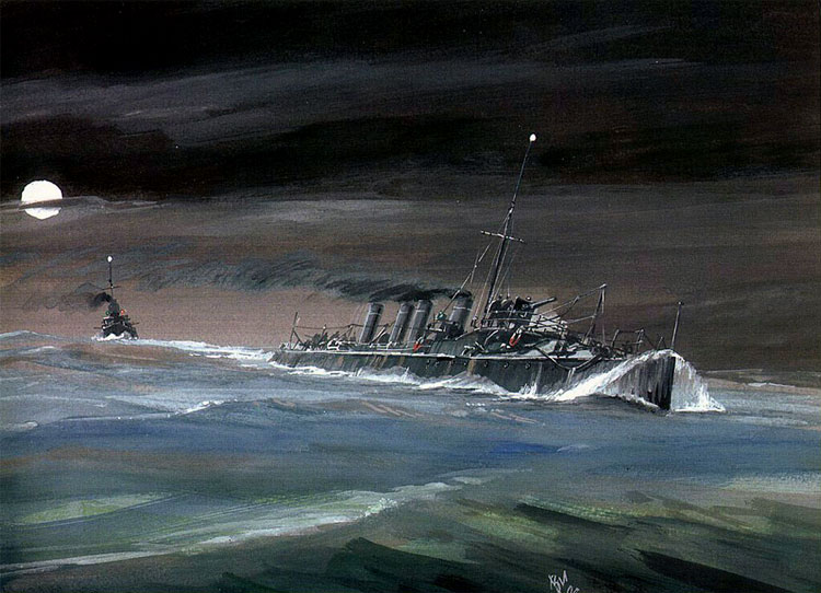 LES FONDS D'ECRANS - Page 35 Navypa27