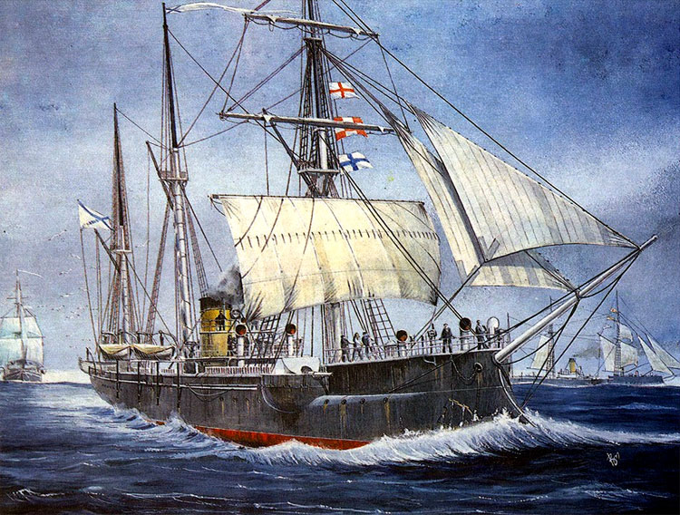 LES FONDS D'ECRANS - Page 38 Navypa65