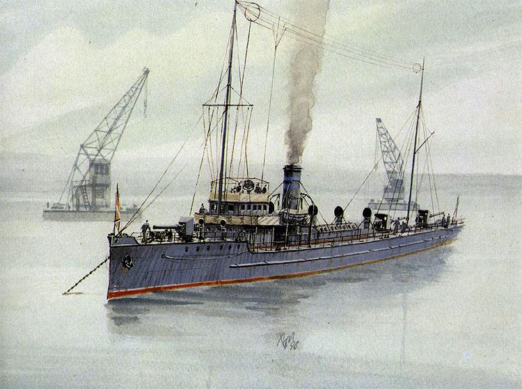 LES FONDS D'ECRANS - Page 35 Navypa73