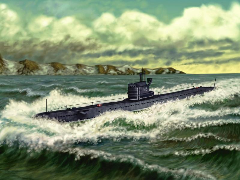 LES FONDS D'ECRANS - Page 37 Ships_27