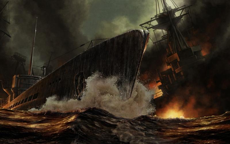 LES FONDS D'ECRANS - Page 37 Ships_30
