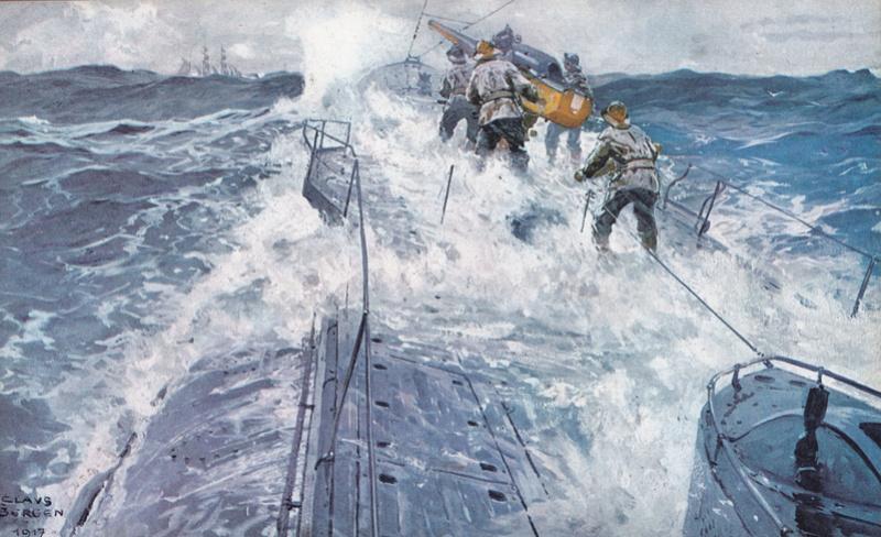 LES FONDS D'ECRANS - Page 37 U-boat12