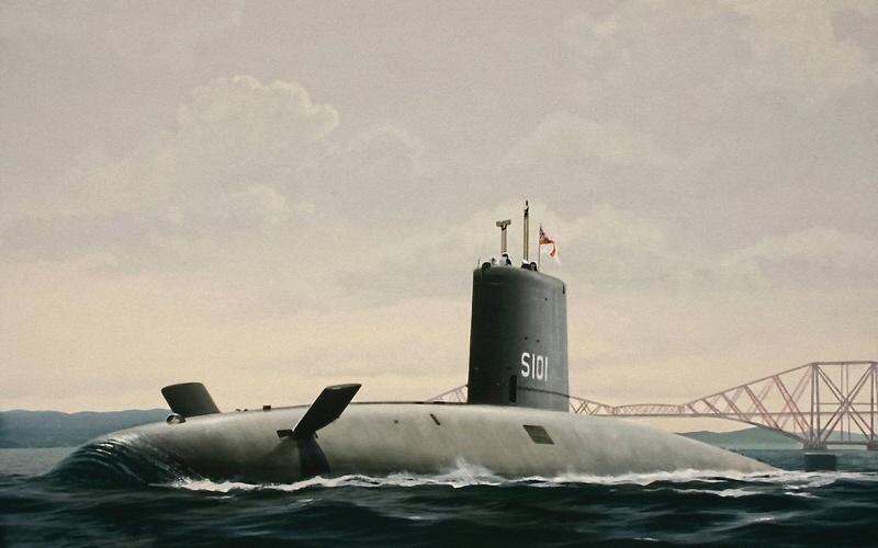 LES FONDS D'ECRANS - Page 37 U-boat13
